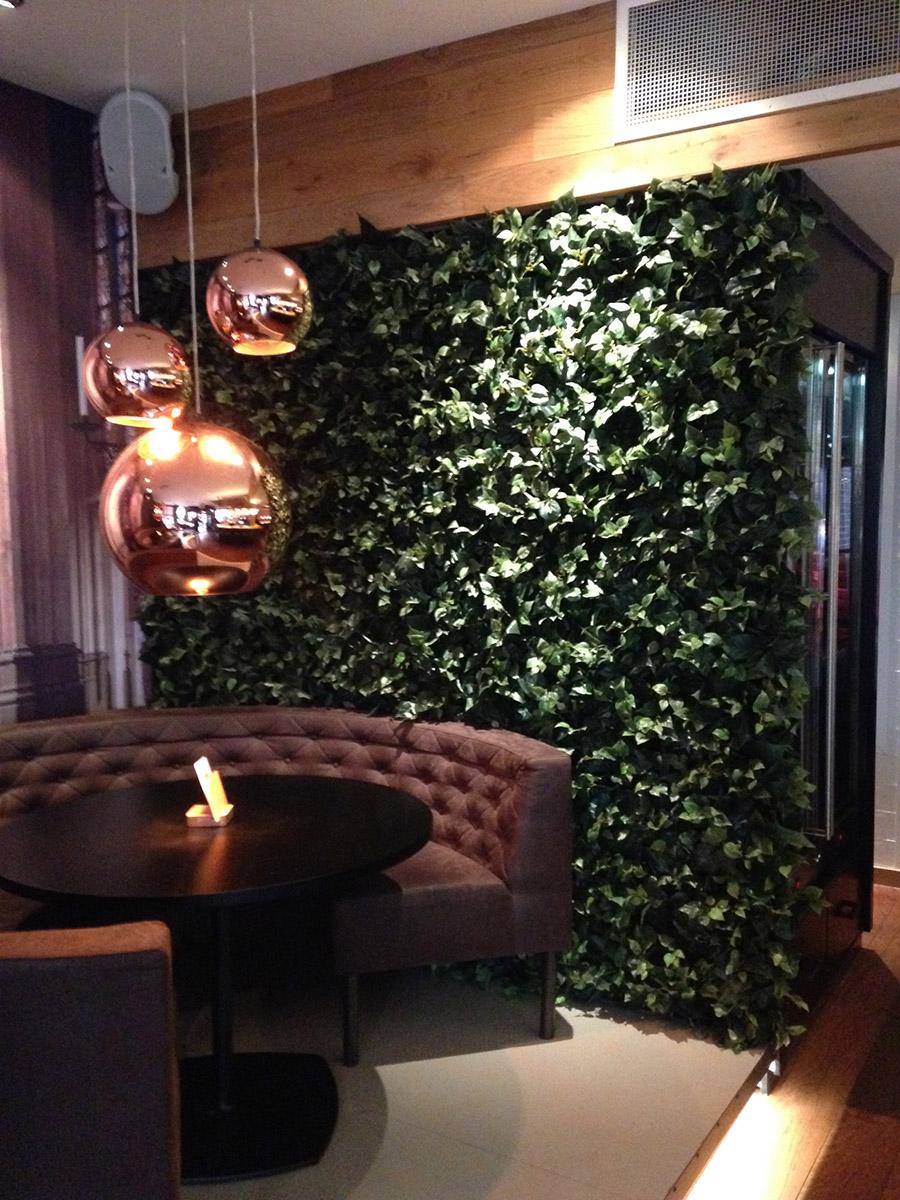 Kunstplantenwand - Groenwand - Greenwall in elke afmeting verkrijgbaar